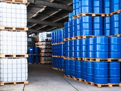 We specialize in total chemical management with just-in-time delivery.