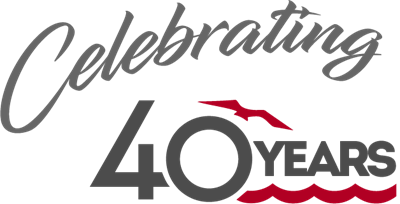 Clean Harbors 40th Anniversary logo